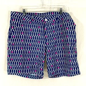 BIRDIES AND BOWS Golf Tee Shorts